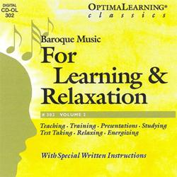 Optimal Learning® Classics Learning & Relaxation Volume 2 (CD)
