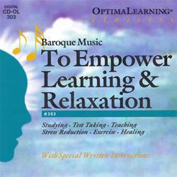 Optimal Learning® Classics To Empower Learning & Relaxation (CD)